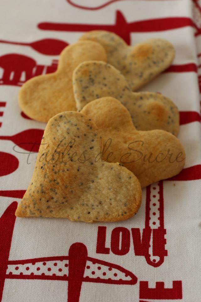 Crackers con pasta madre.... di S.Valentino