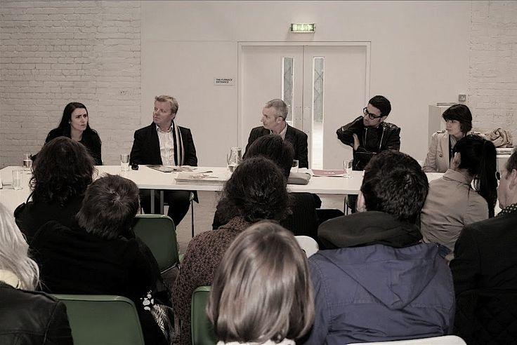 Collectors Salon at A Foundation : Mariana Vassileva, Johann Novack, Mark Waugh, Magda Radu and Marian Ivan