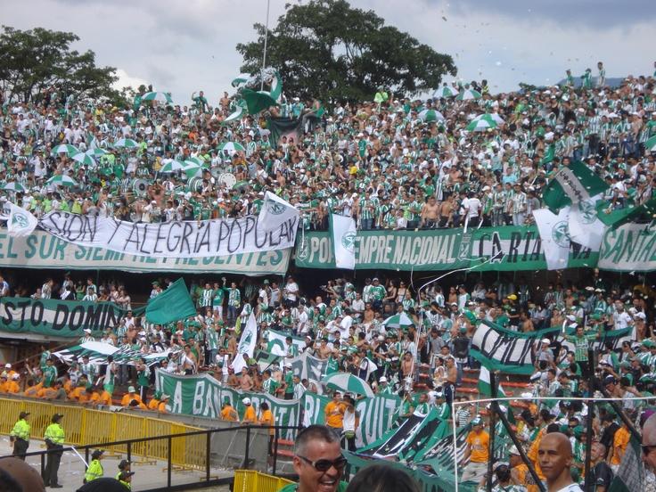 Atletico Nacional - Los del Sur
