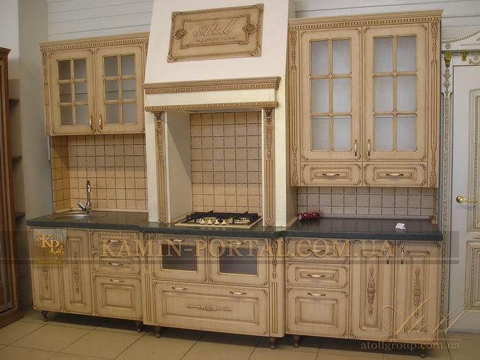 Мебельный декор на кухне