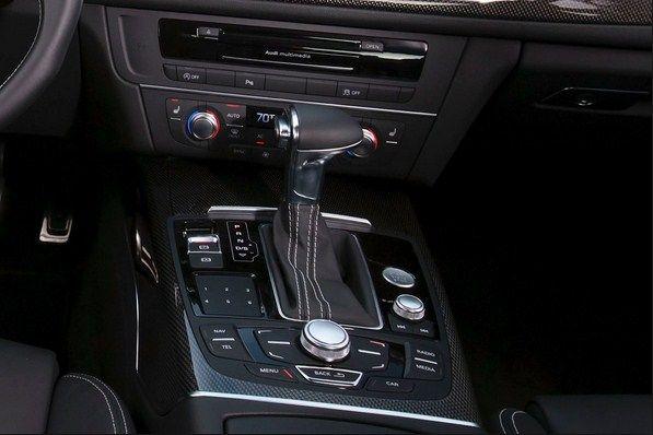 2016 Audi S6 Saloon Interior