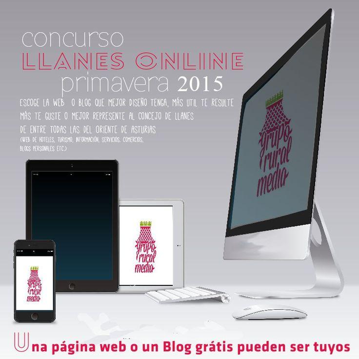 LlanesOnLine, concurso la mejor web del oriente de Asturias