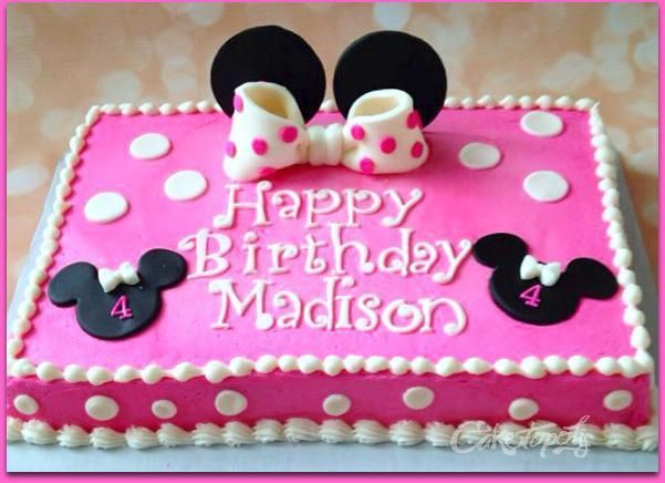 Minnie Mouse Sheet Cake Bihte Yellowriverwebsites Com Minnie Mouse Birthday Cakes Mickey And Minnie Cake Minnie Mouse First Birthday