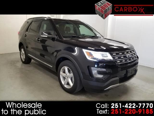 2017 Ford Explorer Xlt 4wd In 2020 Ford Explorer Ford Explorer Xlt Ford Explorer For Sale
