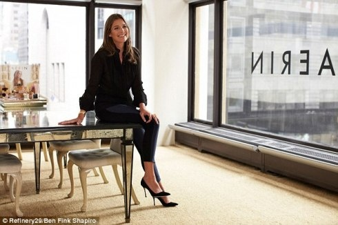 Glamorosa Vida de Aerin Lauder, Sus Productos y su Elegante Oficina en Madison Avenue – NYC