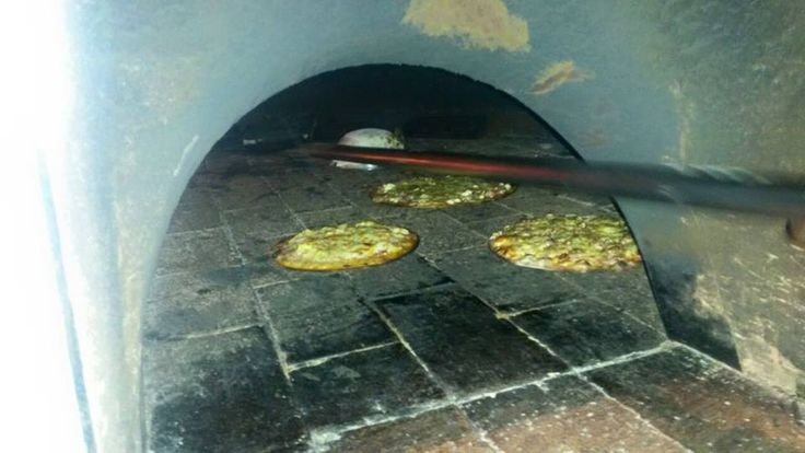 We have a wood oven to make your pizza taste just that good
