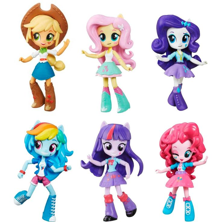 *This product comes in different designs which will vary from time to time. Online orders are picked at random. If you require a specific design, please visit your local BIG W store. This My Little Pony Equestria Girls Minis Rainbow Dash doll is fun to pose! Pretend to express the personality of Rainbow Dash with this cute mini-doll with articulated arms and legs. The Rainbow Dash doll has her signature school look and hairstyle. Get ready to imagine sharing friendship adventures with this…