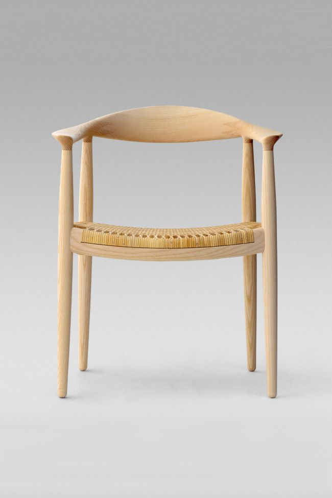 Just one good chair: Hans J. Wegner anniversary exhibition