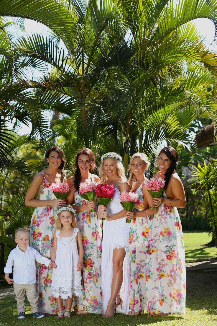 198 best fiji wedding ladies attire images on pinterest fiji weddings jenna and ben outrigger tropical wedding zoom fiji photography ombrellifo Choice Image