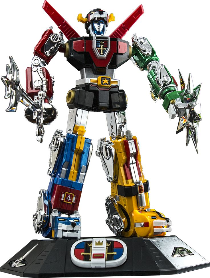 Voltron 30th anniversary collector set by toynami for Fenster 80 x 90