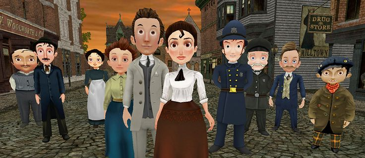 Past/Present - gamified history learning! Wow!! Australian curriculum history