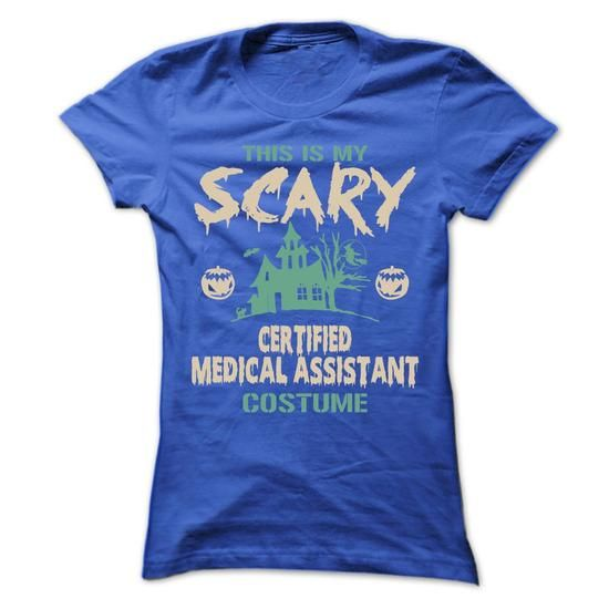 Certified Medical Assistant - #custom sweatshirts #funny shirt. TRY => https://www.sunfrog.com/Holidays/Certified-Medical-Assistant-65872823-Ladies.html?60505