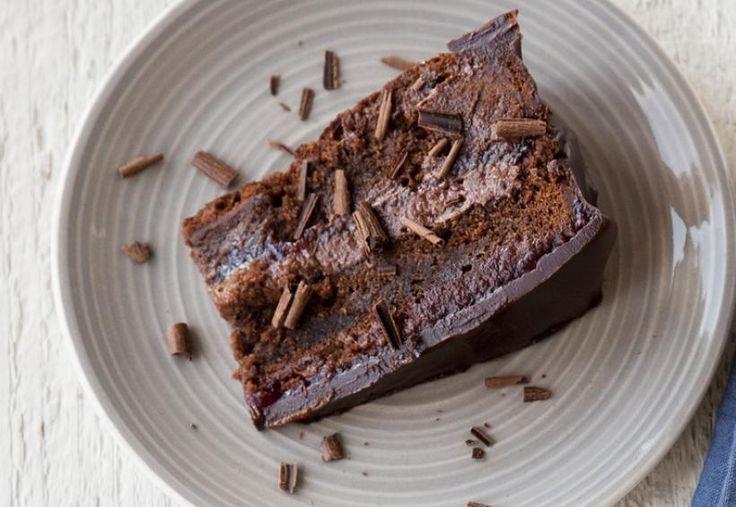 Gluteeniton suklaakakku | Koti ja keittiö