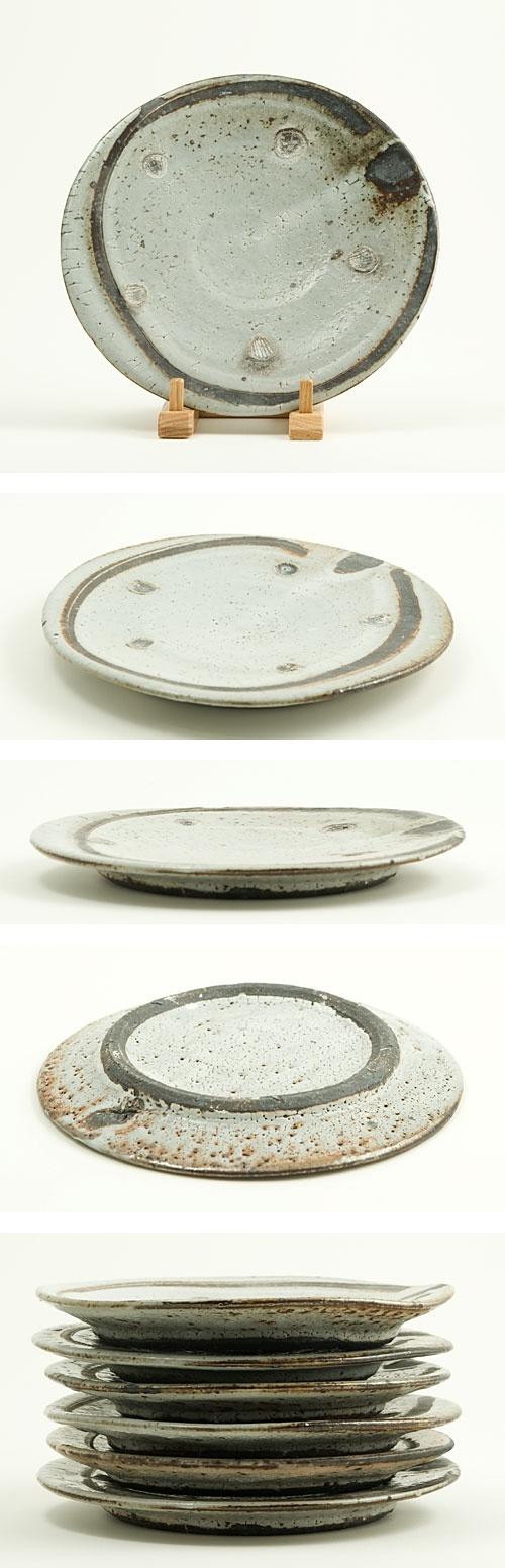 Lisa Hammond plate - pottery - ceramics