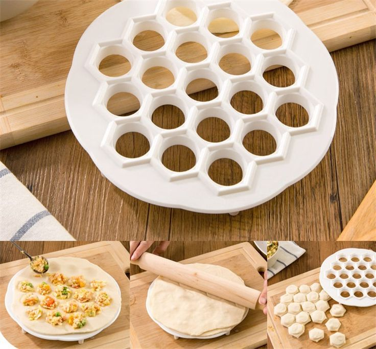 NEW 1pcs DIY Eco Friendly Fast Make Dumplings Tool Jiaozi Machine Pastry Tool plastic 19 Holes Dumplings Maker Mold #>=#>=#>=#>=#> Click on the pin to check out discount price, color, size, shipping, etc. Save and like it!