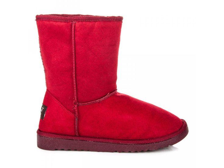 Červené snehule Angela