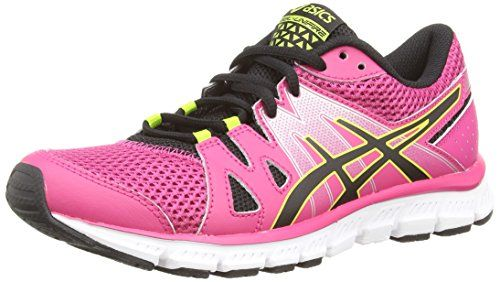 ASICS-Gel-Unifire-Damen-Outdoor-Fitnessschuhe-Rosa-Hot-PinkOnyxLime-2099-Gr-395-EU-6-UK-0