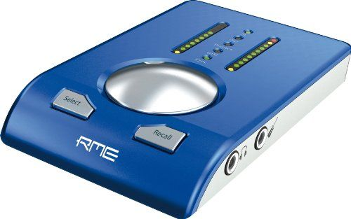 RME Babyface USB 2.0 High Speed Audio Interface  10 in, 12 out RME