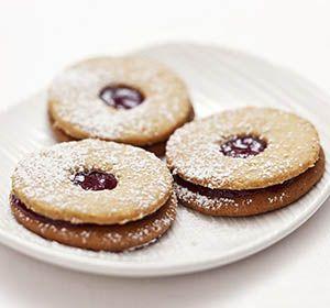 Jouluiset herrasväen pikkuleivät #joulu