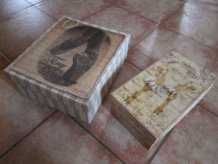 Krabice od bot 4