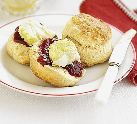 You can have a batch of scones on the table in 20 minutes with Jane Hornby's storecupboard recipe, perfect for unexpected guests