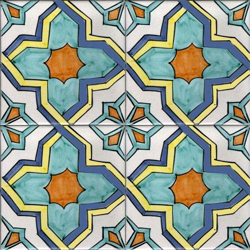 PAVIMENTI PANNELLI SOLIMENE ART Ceramica Vietri Sul
