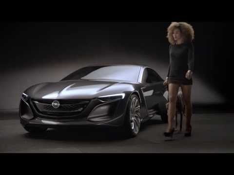 ▶ The Opel Monza Concept: This is Opel tomorrow