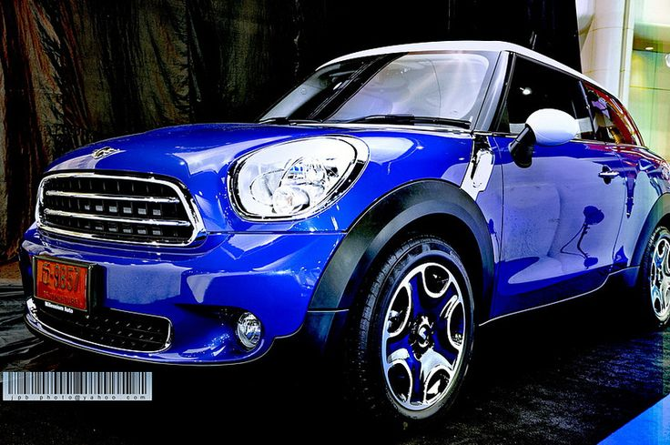 Mini Paceman | BMW | 5th Bangkok Imported Car & Used Car S… | Flickr