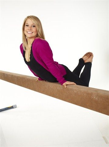 shawn johnson is the best gymnast ever  she can still do it at age 20