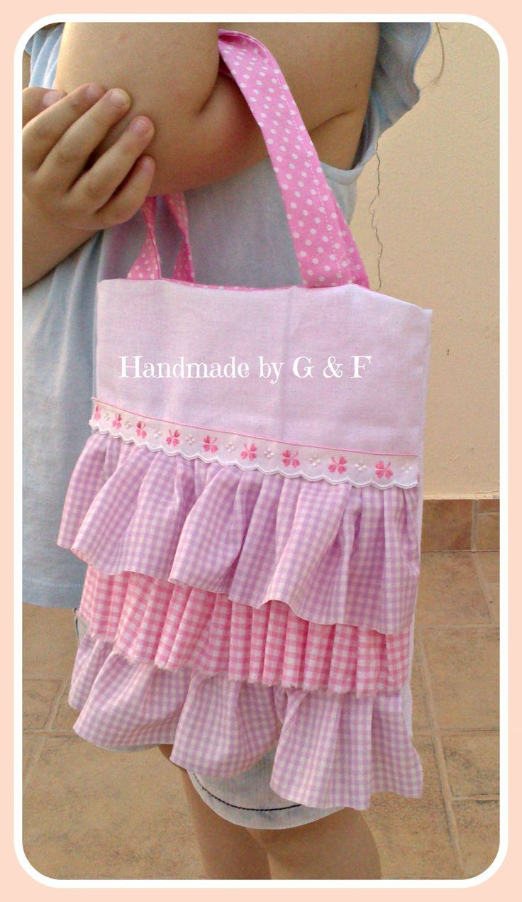 handmade children's bag