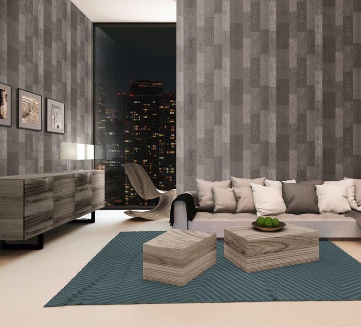 11 besten Wände   Putz   Tapete Bilder auf Pinterest Wandfarben - verblendsteine wohnzimmer grau
