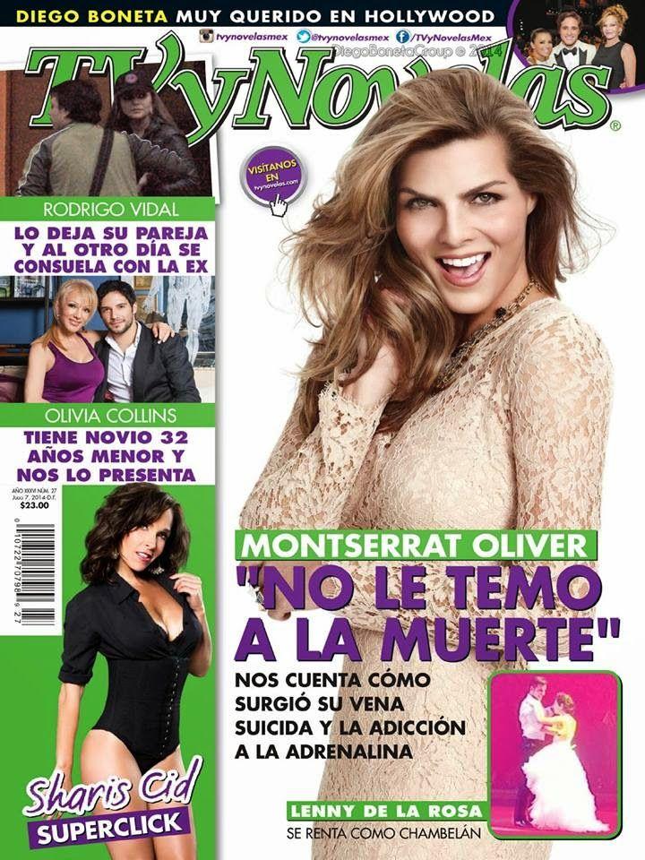 [SCANS] Diego Boneta en la revista TVyNovelas