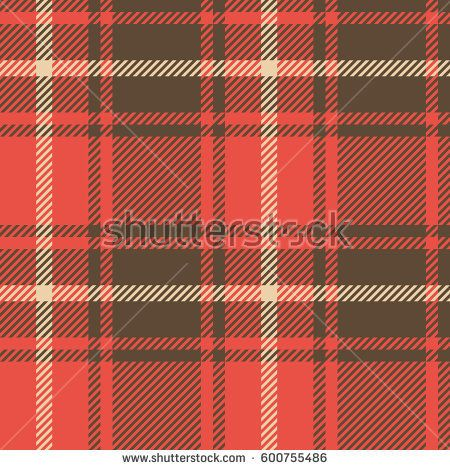 Colorful seamless pattern with plaid fabric #vectorpattern #patterndesign #seamlesspattern
