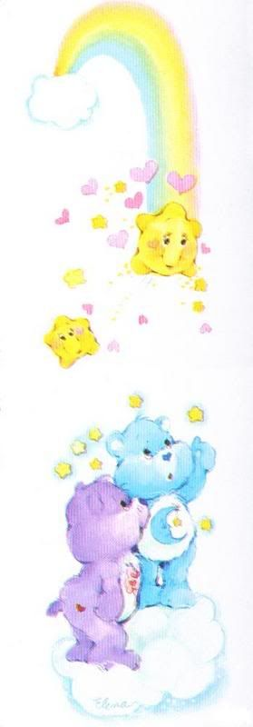 Care Bears: Share Bear and Bedtime Bear and Star Buddies
