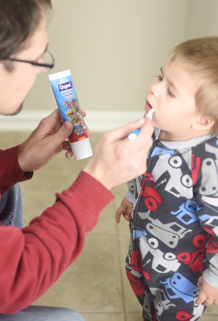 Our Toddler Bedtime Routine #ReadtoMe #ad