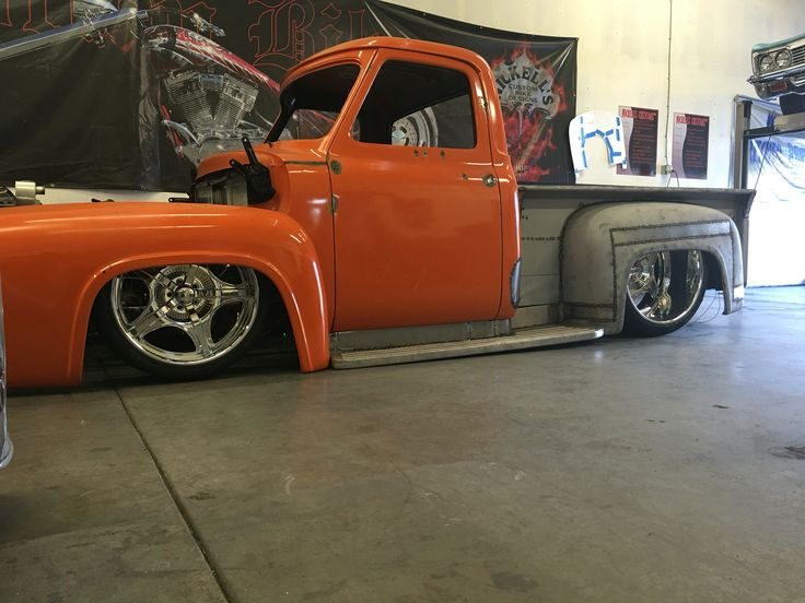 1953 Ford F100 5 0 Coyote Swap Raceline 24x15 Smugglers