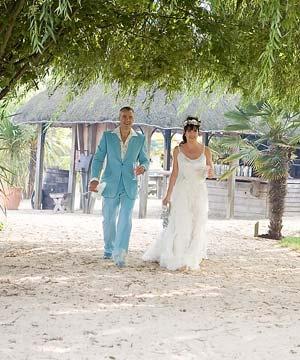 Fancy latin wedding dresses