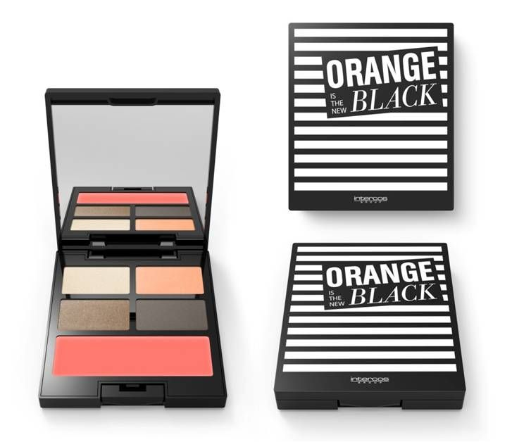 ORANGE IS THE NEW BLACK  #ALWAYSINMYBAG  #BEAUTYTRICKS  #STYLECULTS  #FACE #EYES  #PLASTICPALETTE