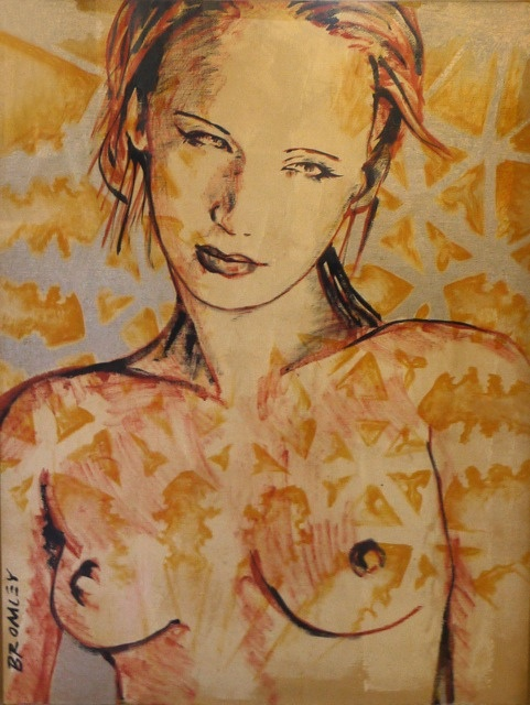David Bromley 'Laura' Copyright- All rights reserved