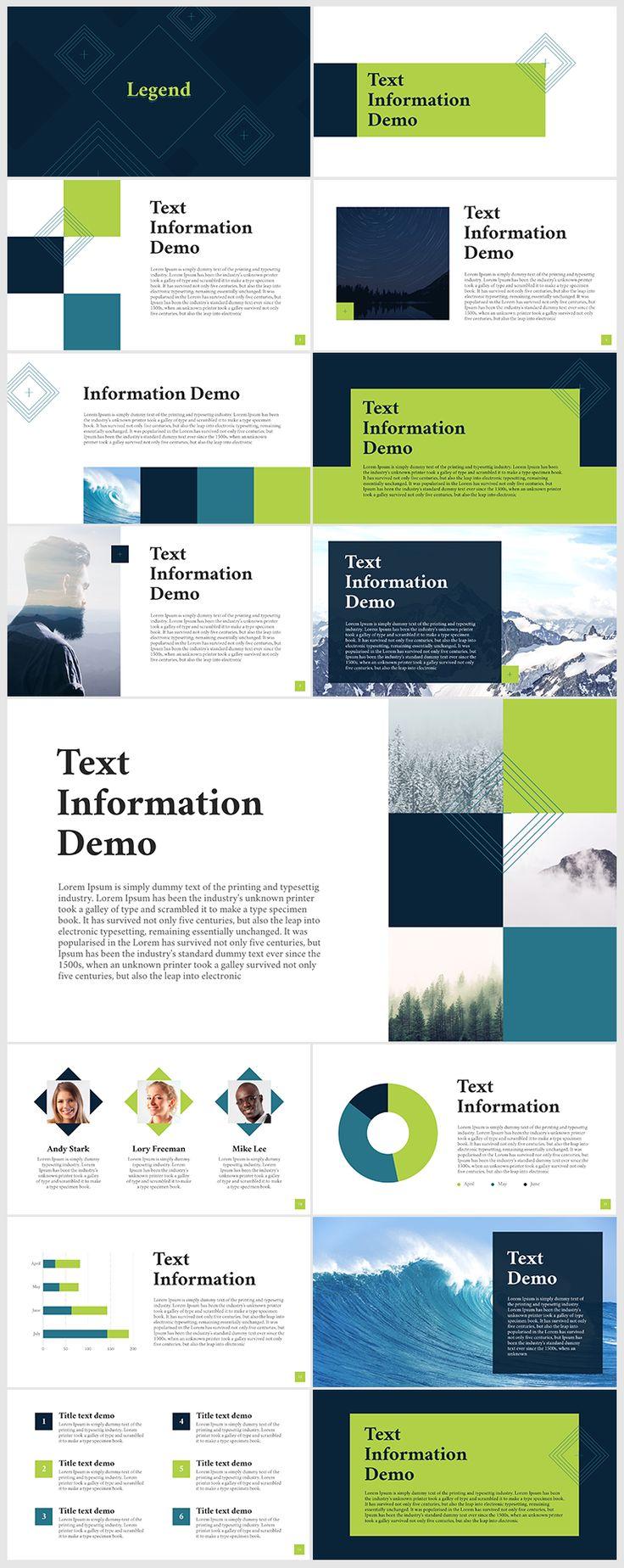 marketing powerpoint presentations