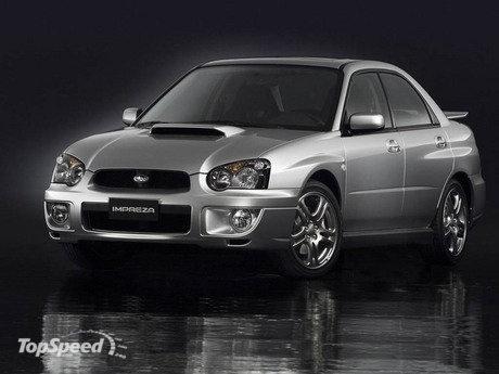 Subaru WRX Impreza (2004 in black) The dream car I had and let go :(