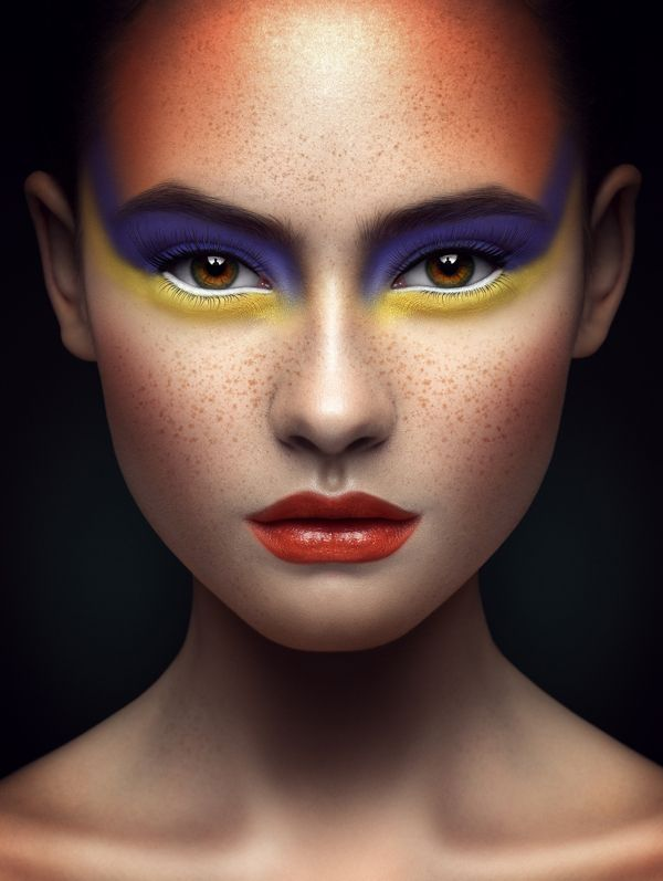 Posibles ideas de maquillajes para futuras sesiones.