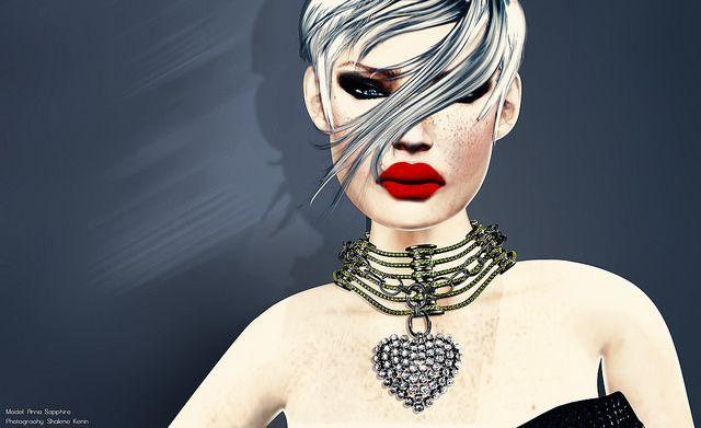 Pure PoisPure Poison - Poison LOve Necklace ADon - Poison LOve Necklace AD - ANNA | Flickr - Photo Sharing!