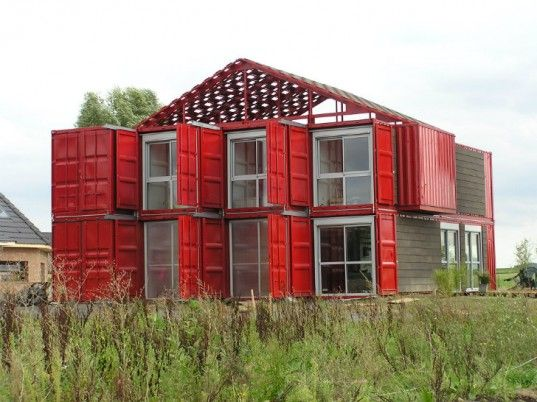 459 best images about shipping container architecture on pinterest architecture cargo - Maison container ...
