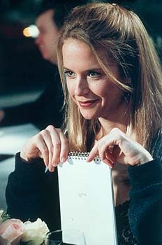 """(1999) For Love of the Game, Kelly Preston """"YES"""""""
