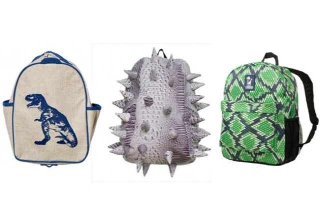 Inspired By Creatures | Our Favourite Back To School Backpacks | The Baby Post