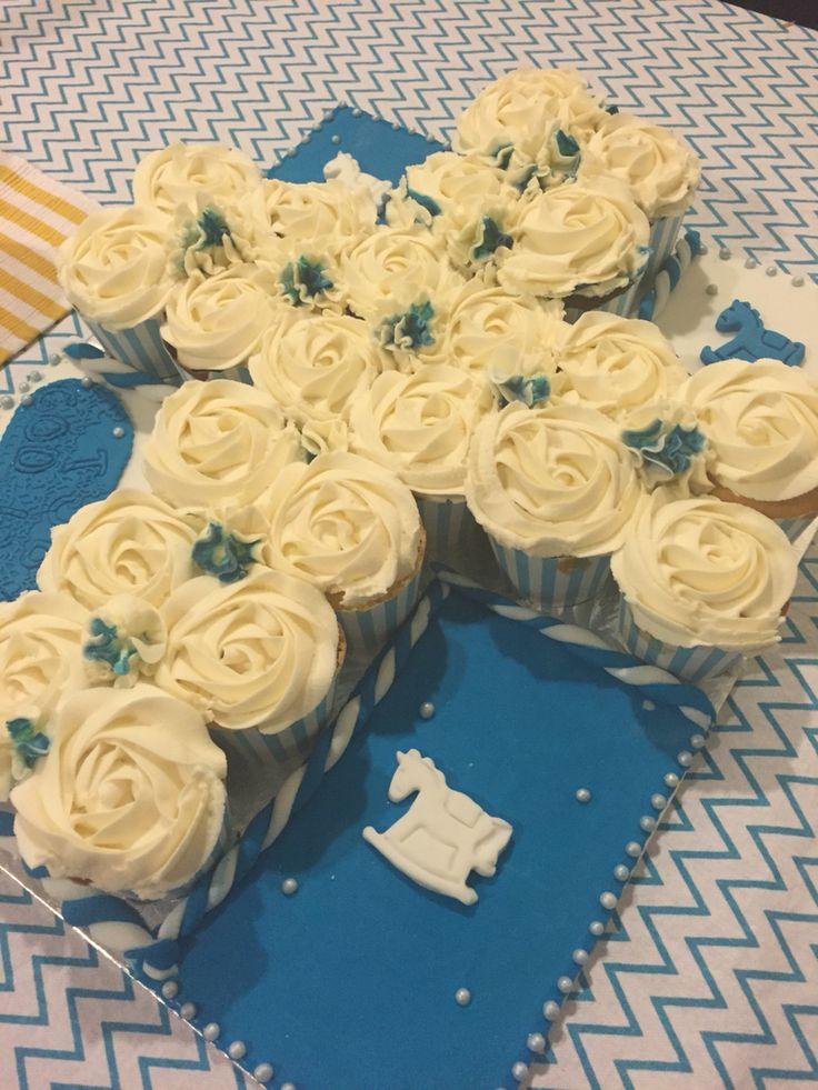Toby's dedication cake