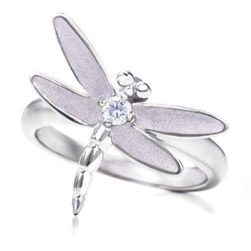 Tiffany  Co Dragonfly Ring.