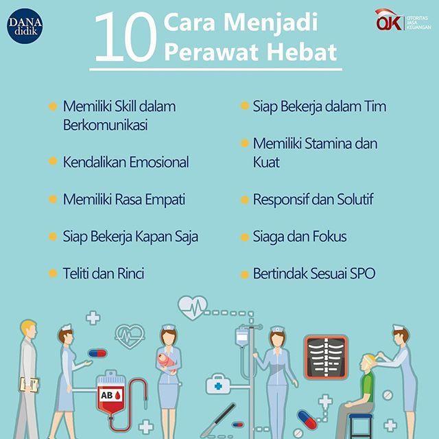 Apa Saja Kriteria Agar Menjadi Perawat Hebat Simak 10 Cara Menjadi Perawat Hebat Berikut Ini Danadidik Terdaftar Dia Menjadi Perawat Keperawatan Perawat