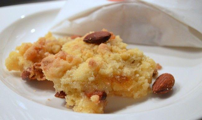 Sbrisolona (amandel-maismeel koeken) • Betty's Kitchen